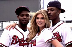 Why Kate Upton is on the cover of Sports Illustrated's baseball playoff preview