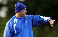 The Chiropractor readying Samoa to crack Ireland