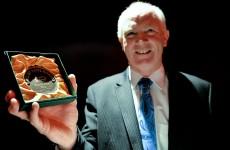 Gaelic games writers honour Barney Rock as son Dean eyes county title