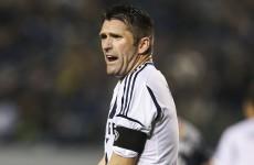 Salt Lake end hopes of Galaxy 'three-peat' for Robbie Keane