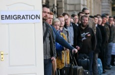 Ireland has the highest birth, lowest death and greatest emigration rates in Europe