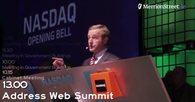 Taoiseach's 'day in the life' video part of government's growing social media presence