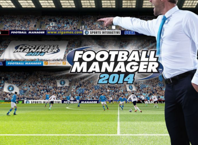 Football Manager is one of the best-selling computer game series of all time.