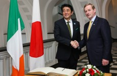 Kenny jets to Japan for five day visit aimed at building closer economic ties