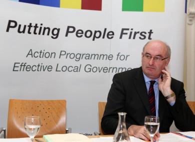 Minister Phil Hogan