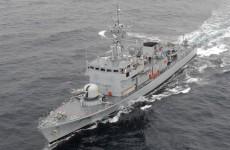 Irish fishing vessel detained off Waterford coast