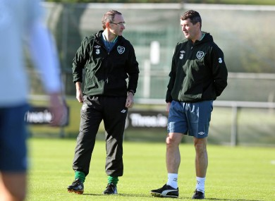 O'Neill and Keane: Working arrangement
