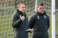 'Martin makes me look like Mother Teresa' — how Roy sees his role as Ireland assistant