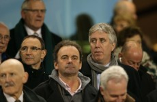 Poll: Does it matter if John Delaney and Roy Keane don't get on?