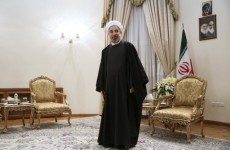 Rouhani vows to protect Iran's nuclear rights