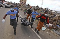 Column from the Philippines: 'Driving through the city, I saw approximately 100 dead bodies'