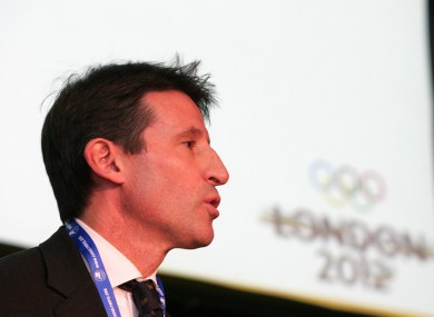 Coe was highly influential in London 2012's success.