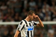 Newcastle's Steven Taylor under fire following 'racist' tweet