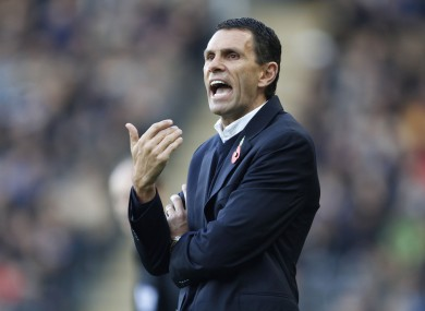 Poyet wants final say over new signings.