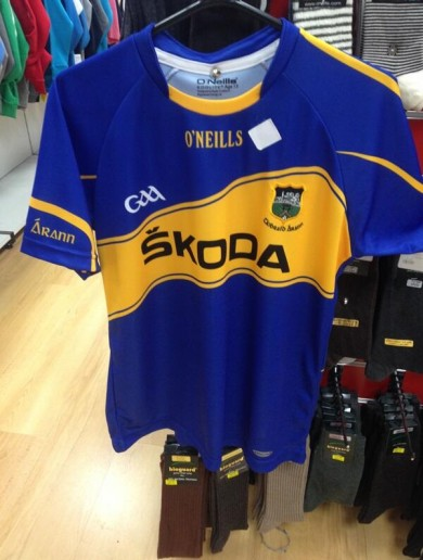 Snapshot: Pic of new Tipperary jersey leaked