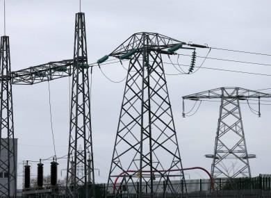 An ESB substation in Finglas, North Dublin