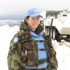 Lt Deirdre Carbery, also with UNIFIL in Lebanon: