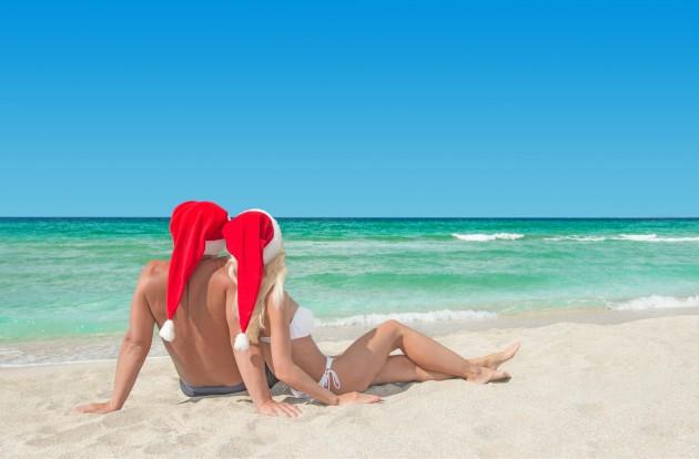 beachchristmas