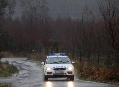 Garda car (File photo)