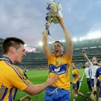 The eldest member of the Banner panel bowed out on a glorious note when they won the All-Ireland title in September.<span class=