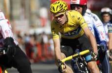 Chris Froome says his battle with disease is over