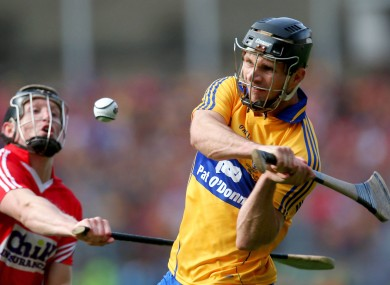 Domhnall O'Donovan hits over that vital point for Clare.