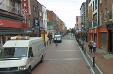 Man 'serious but stable' after stab attack in Dublin city centre
