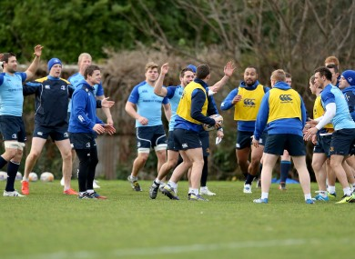 Leinster: lead Pool 1 after four rounds but bonus points likely to be decisive.