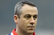 Ireland's John Lacey to referee Six Nations opener