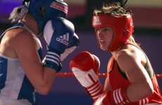 The best pictures from Katie Taylor's two wins in 24 hours