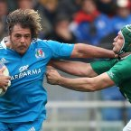 The Italian retired from the international scene in style after overcoming Ireland.<span class=