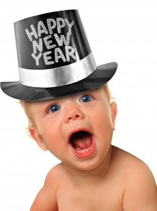 He's happy about 2014, are you?
