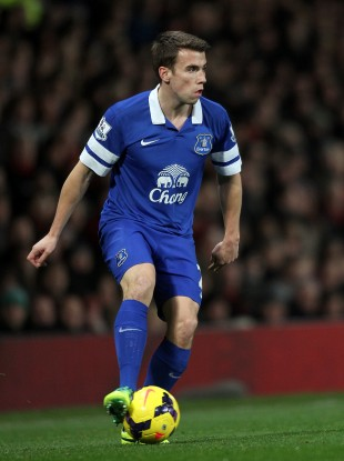 Coleman has impressed for Everton this season.