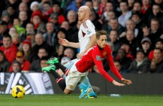 Neville opens up Sunday morning debate with defence of Januzaj dive