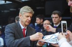 Arsene Wenger would consider 'special' signing