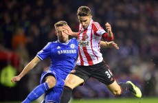 Fabio Borini goal takes Sunderland-Chelsea to extra-time