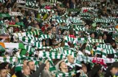 Celtic hit with UEFA fine for Bobby Sands banner