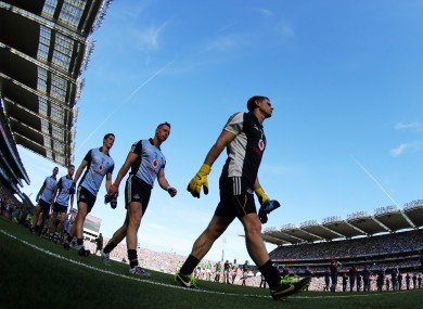 Cluxton: looks set to return for another season in 2014.