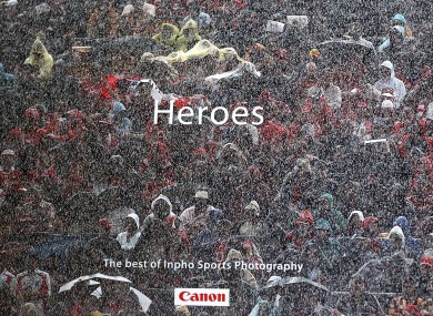 The cover of 'Heroes'.