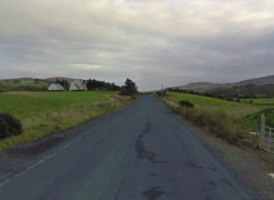 Carndonagh in Donegal (File photo)