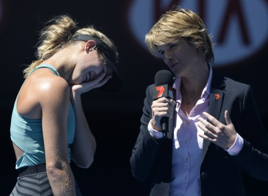 Bouchard: facepalm.