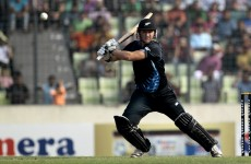 New Zealander bludgeons quickest ever one-day century in 36 balls