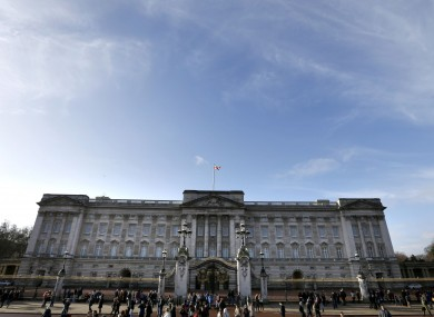 Buckingham Palace: 60 rooms needing renovation. That location can't be beat, though.