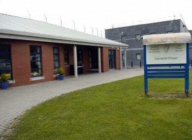 Cloverhill Prison in Dublin.
