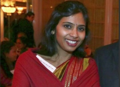 Indian diplomat Devyani Khobragade is on her way back home today.