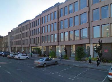 The ESB HQ at Fitzwilliam Street.