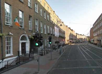 File photo of Harcourt Street
