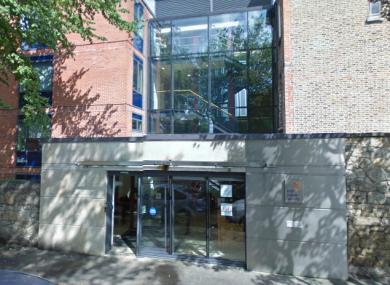 The headquarters of the Irish Cancer Society.