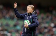 Schmidt includes seven uncapped players in Ireland squad