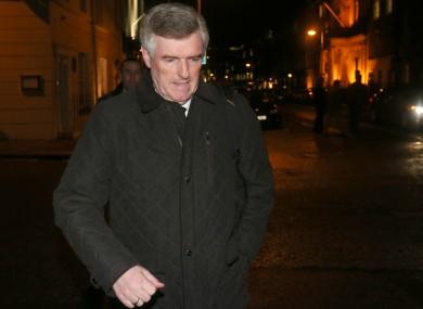Irish Water Managing Director John Tierney